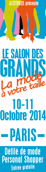 Salon des Grands - 10-11 octobre 2014 à Paris